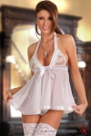 Beauty Night Chemise Honeymoon weiss