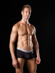 Intymen Swing Enhance Boxer schwarz